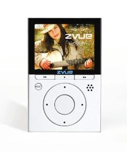 Handheld Entertainment ZVUE 360 media player