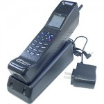 80′s Brick Cell Phone