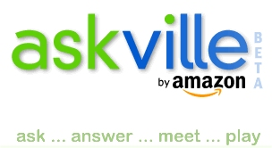 Askville is Amazon Answer Service