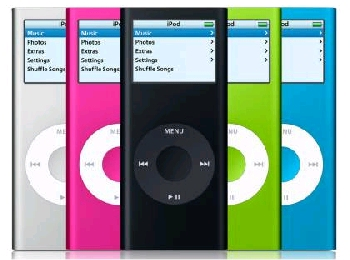 Apple may change iPods to use flash memory instead of hard drive