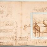 Microsoft and the British Library Digitize da Vinci