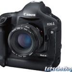 Canon EOS-1D Mark III DSLR Camera
