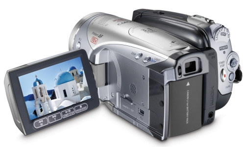 Canon HV20 High Definition Camcorder