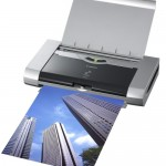 Portable PIXMA iP90v Photo Printer From Canon