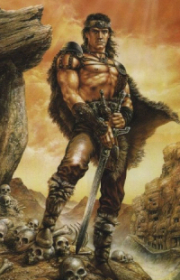 THQ bringing Conan game for the Xbox 360 and PS3