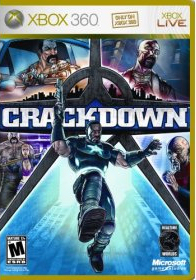 Crackdown for Xbox 360 hit shelves
