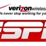 ESPN Mobile Exclusively on Verizon Wireless