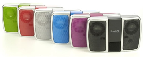 i-Station Traveller iPod Dock from Logic3