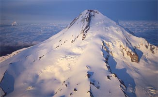 Stranded Mt. Hood Climbers use Mountain Locator Units