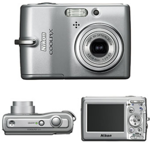 COOLPIX L11 digital Camera