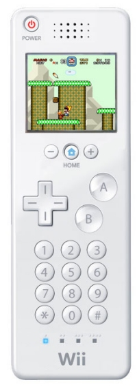 Wii Phone