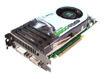 Nvidia 8800 GTS 320MB