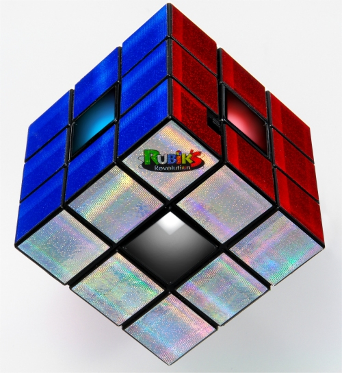 Rubik's Revolution the next Rubiks Cube