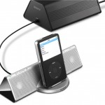 Sony Makes iPod Docking Station