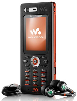 Sony Ericsson W880/W888 Walkman Phone Released