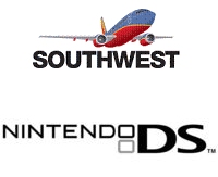 Southwest Airlines gives Nintendo DS to its most frequent travelers