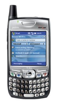 Palm Treo 700wx now available from Verizon Wireless