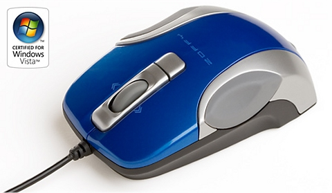 ZOFFY the Windows Vista certified Mouse