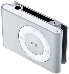 Waterproof iPod Shuffle