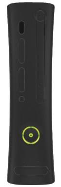 Black Xbox 360 Elite