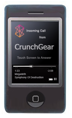 Zune Phone is Bust.