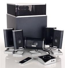 Altec Lansing FX5051 Surround sound speakers via USB