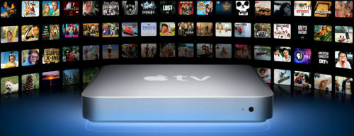 Apple TV shipping now