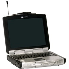 Motorola outdoor rugged notebook and workstation