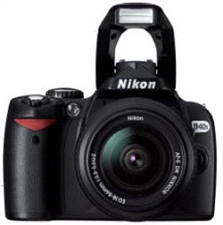 Nikon announced the D40x digital camera