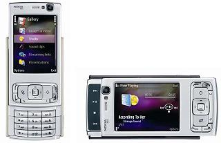 Nokia N95 available