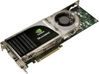 Nvidia releases Quadro FX 4600 and Quadro FX 5600 graphics cards