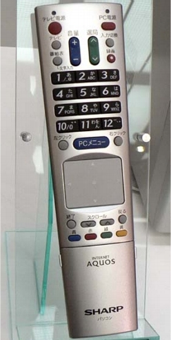 Sharp AQUOS Remote Control
