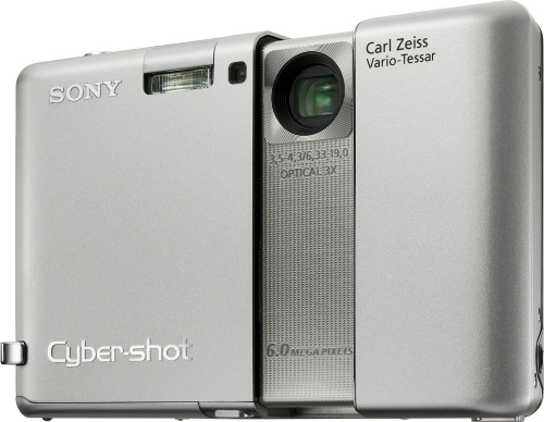 Sony Cyber-Shot DSC-G1 Wireless Digital Camera