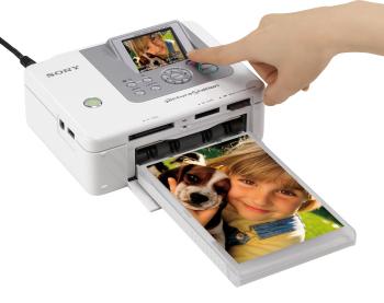 Sony Portable Printers