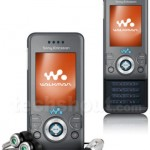Sony Ericsson Walkman W580