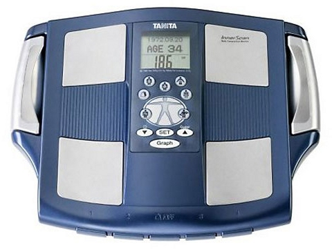 Tanita BC-545 scale and segmental body composition monitor