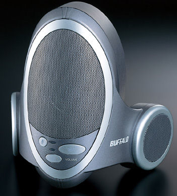 Buffalo BSKP-CU202/SV speakerphone