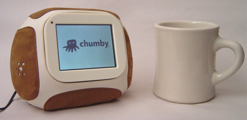 Chumby released and priced