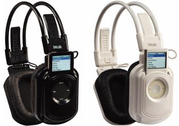 iWalk iPod Headphones