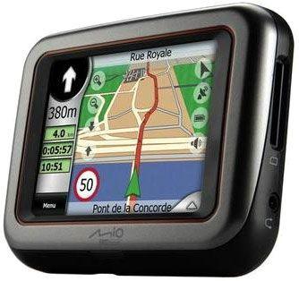 Mio DigiWalker C220 GPS