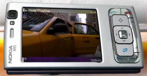 Nokia N95 released in the US