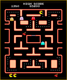 Pac-Man Championship on Xbox Live Tournament