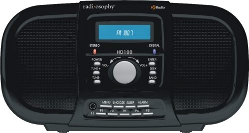 HD100 HD Radio from Radiosophy