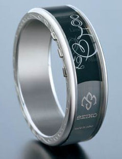 Seiko Electronic Ink Watch