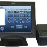 iOrder Food Service Kiosk from VeriFone