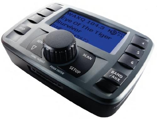 Visteon HD Jump Portable HD Radio