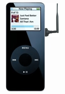 WiFi iPod