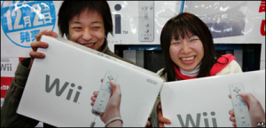 Nintendo Wii outsells PS3 in Japan