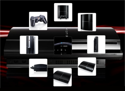 80GB Playstation 3 from Sony confirmed and coming in June