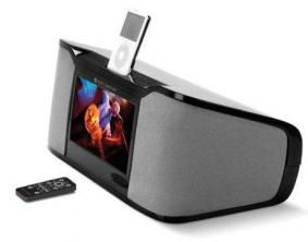 inMotion iMV712 iPod entertainment system